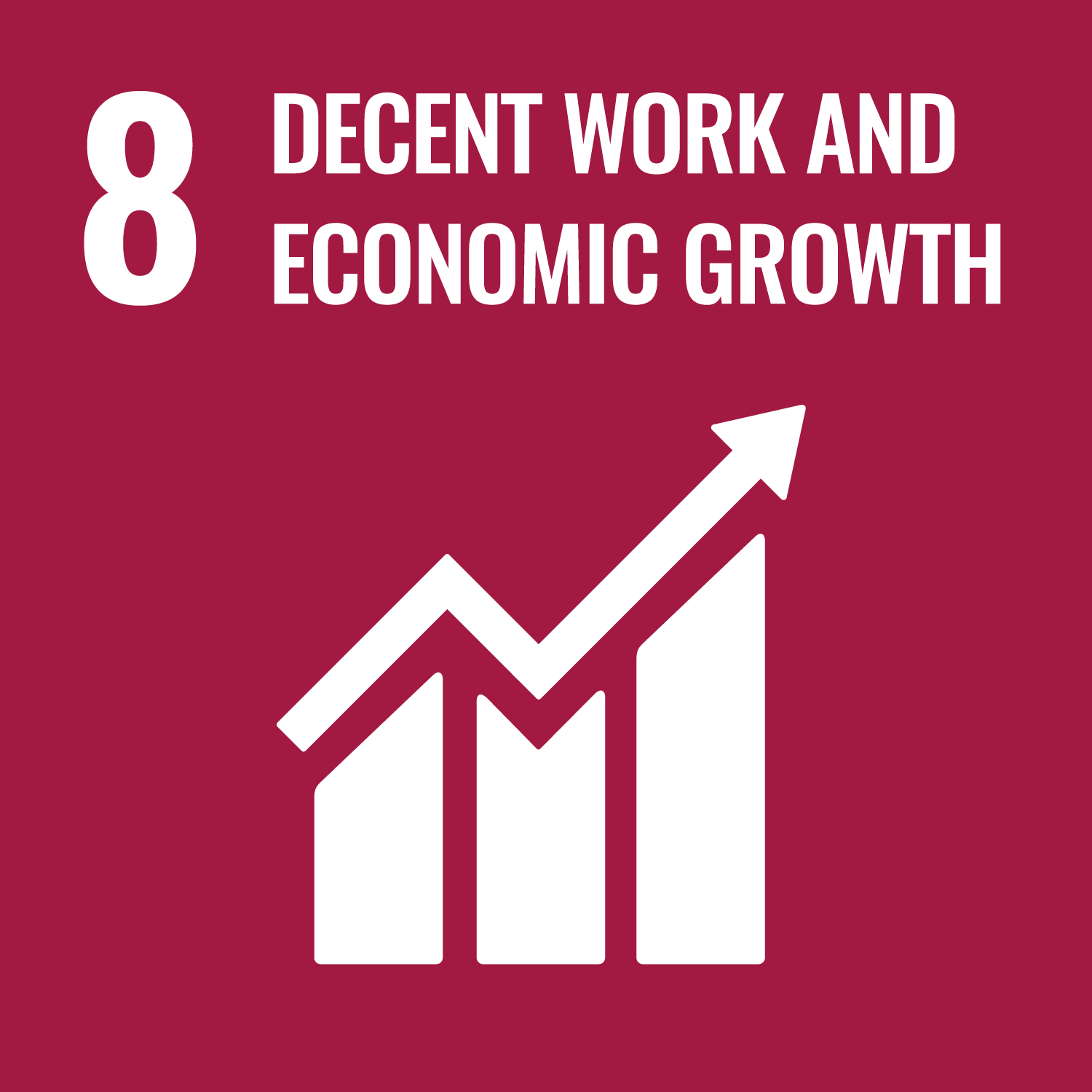 Decent work and economic growth Image
