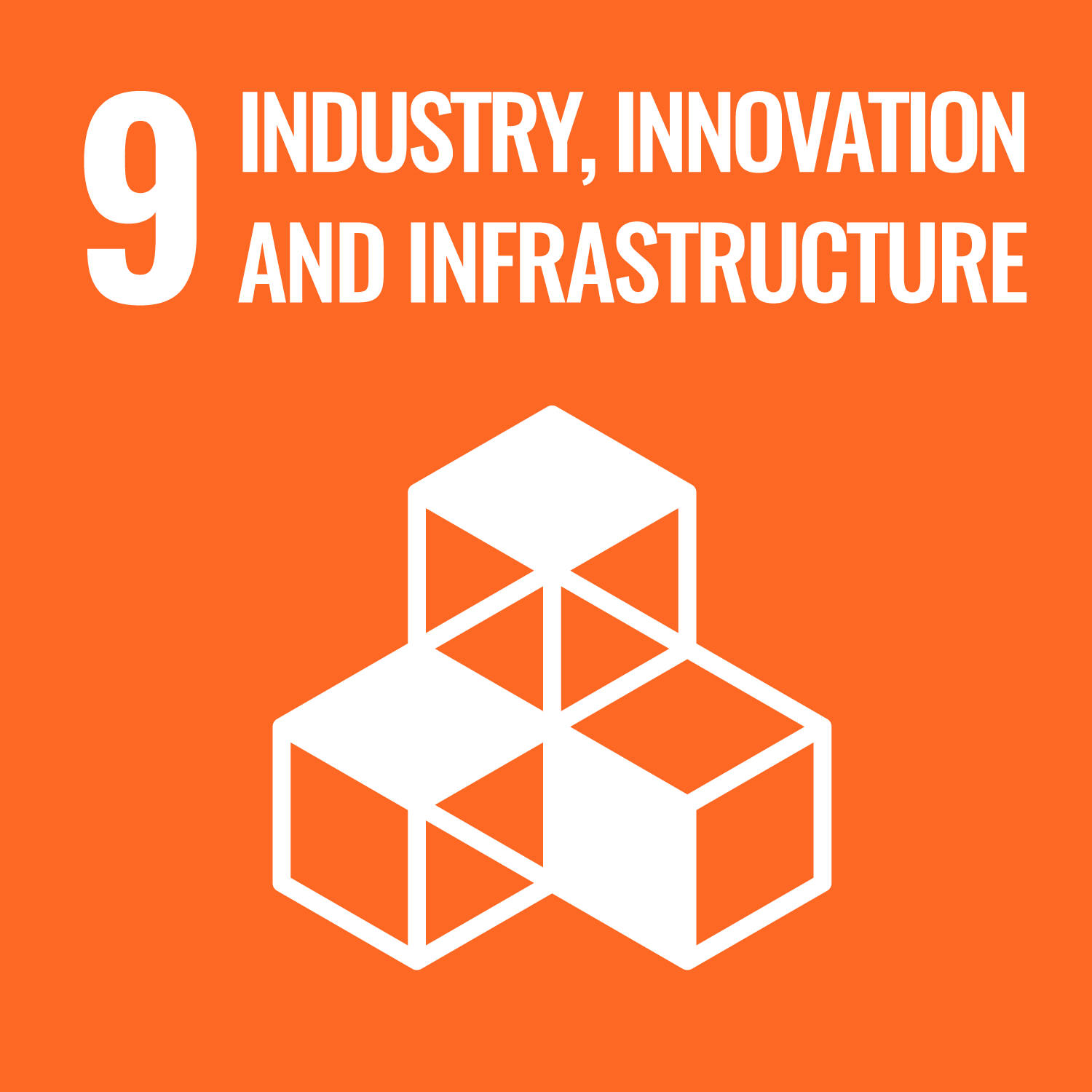 Industry, Innocation and Intrastructure Image